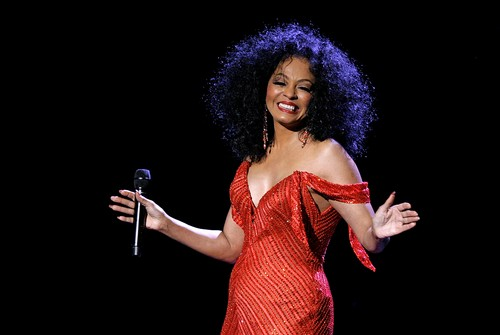 Diana Ross 80s Photos: diana ross struts her